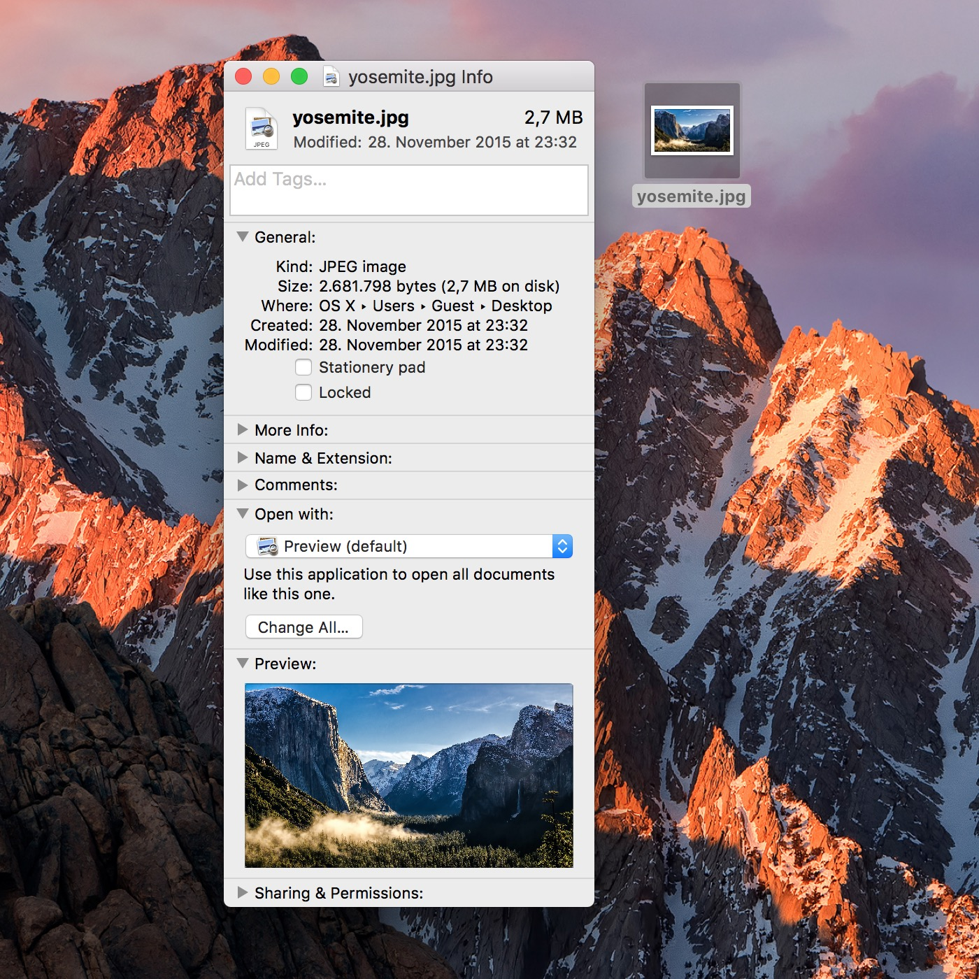 Make Phiewer the default mac os image viewer | Phiewer